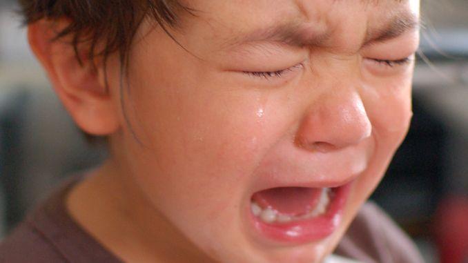 Kalimat untuk menenangkan anak yang menangis terus menerus