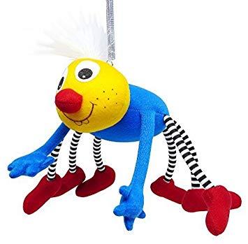 Mainan bayi laba- laba
