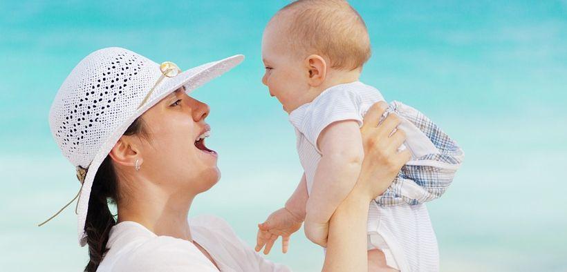 Kontak mata ibu dan bayi