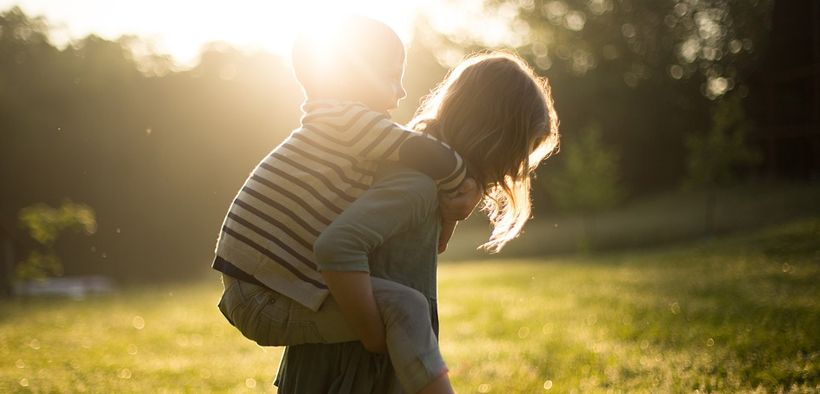 Cara mendidik anak menjadi mandiri dan percaya diri