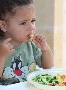 Pola makan anak menentukan kesehatannya