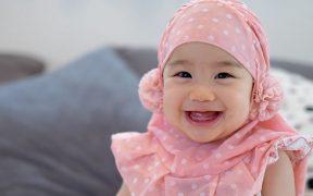 Inspirasi nama bayi perempuan Islami