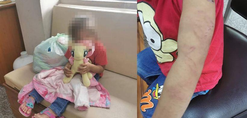 Anak dua tahun ditelantarkan karena tak diinginkan ayah barunya