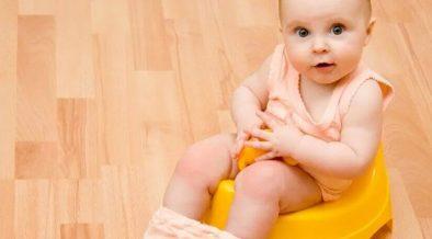Mengajari anak toilet training