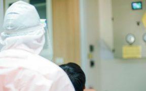 Kisah bayi terpapar virus corona