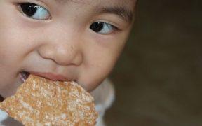 Makanan mempengaruhi perilaku anak