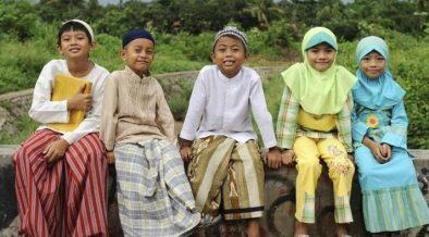 Karakter positif anak seperti sifat Rasulullah