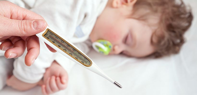 Kesalahan orangtua dalam mengatasi demam anak