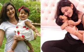 Kisah menyentuh ibu tanpa lengan merawat anak dan lawan depresi