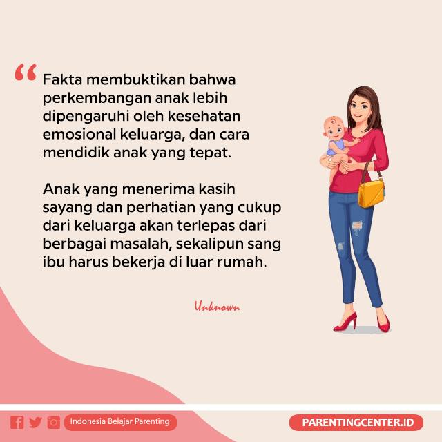 Kutipan motivasi untuk ibu bekerja