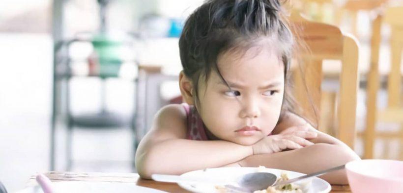 Mengatasi masalah susah makan pada anak