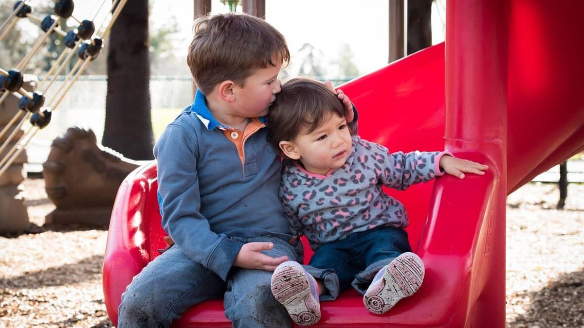 Cara Mendidik anak penuh kasih sayang