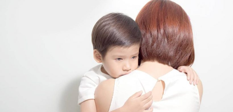 Orangtua mengendalikan emosi menghadapi anak